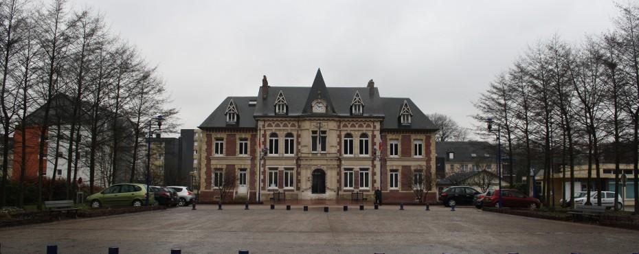 Mairie de Malaunay