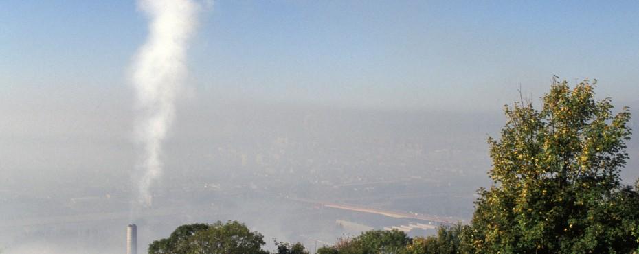 Épisode de pollution sur l'Agglomération de Rouen