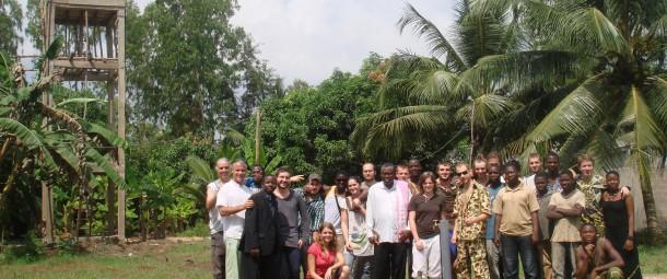 Projet solidaire au Bénin