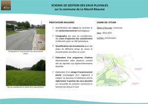 SGEP - Commune du Mesnil Réaume