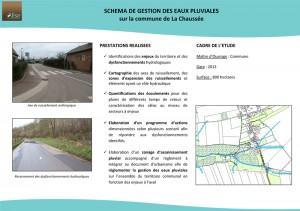 SGEP - Commune de La Chaussée
